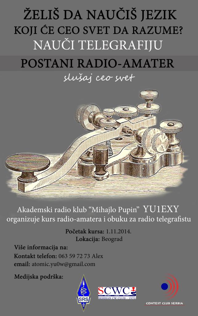 Kurs za radio-telegrafistu